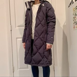 NEW WOMENS NORTH FACE PARKA